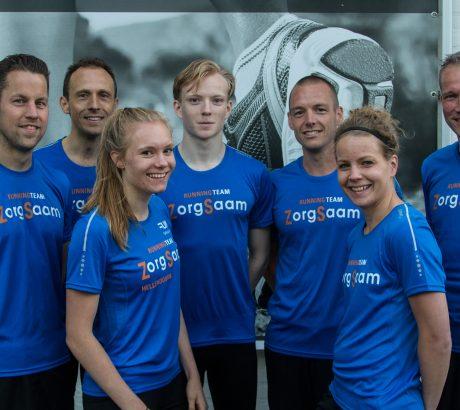 Runningteam ZorgSaam