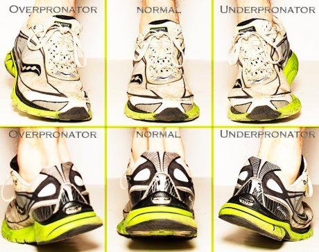Gratis schoenencheck bij ZorgSaam Lopers Company