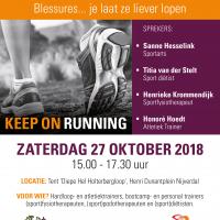 diepe hel holterberg loop - zorgsaam hellendoorn - zorgsaam nijverdal - sportmedisch hardloop symposium