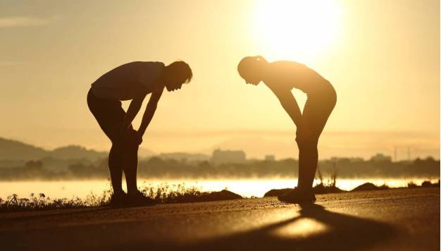 Hardloopblog: Hardlopen met mooi weer.