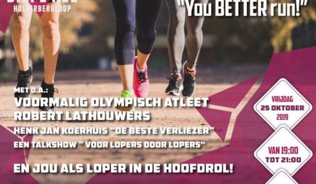 Hardloop Symposium 'You Better Run'