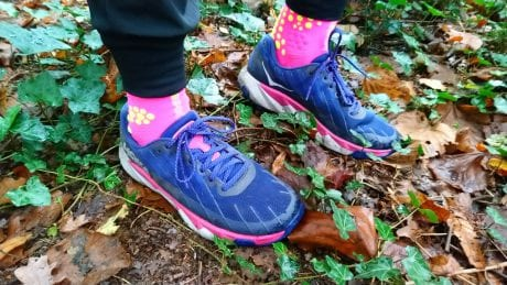 Review: Hoka one one Torrent