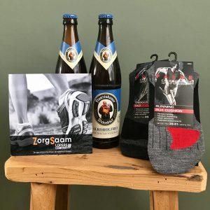 Pakket 3: Franziskaner + hardloopsokken