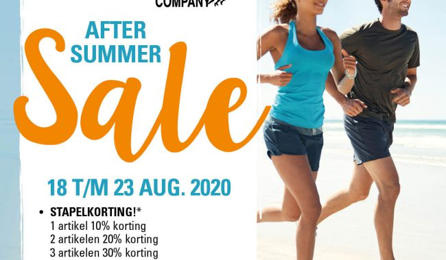 After Summer Sale!