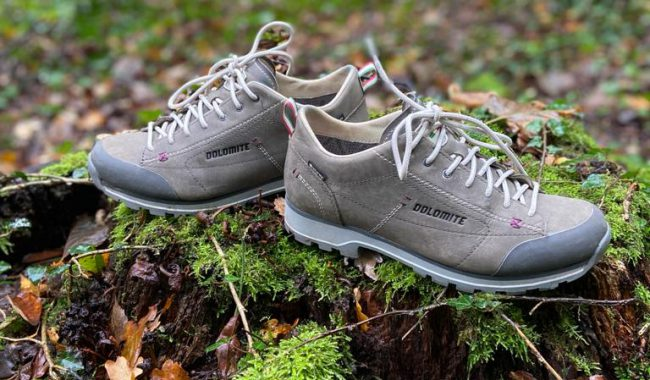 Review: wandelschoen Dolomite Cinquantaquattro Low GTX